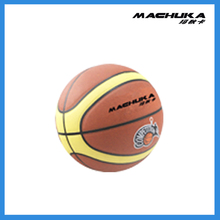 MACHUKA Wholesale and Oem Offical Size 5 PVC Basketball Original Top Quality