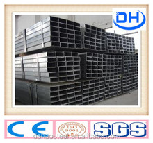 Carbon Steel Welded Black Square Pipe/tube& Rectangular Pipe steel pipe/tube