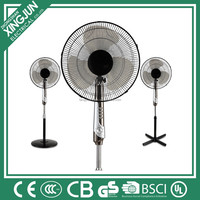 "16"" Best selling solar powered outdoor/indoor electric fan"