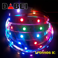 decorative lighting strip, 5m/reel or customized length lights lighting, flexible lamp led serial lights