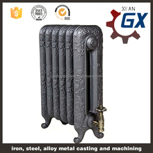 decorative cast iron antique heat radiators