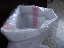 pp bag woven with HDPE bag for packing sugar 50kg
