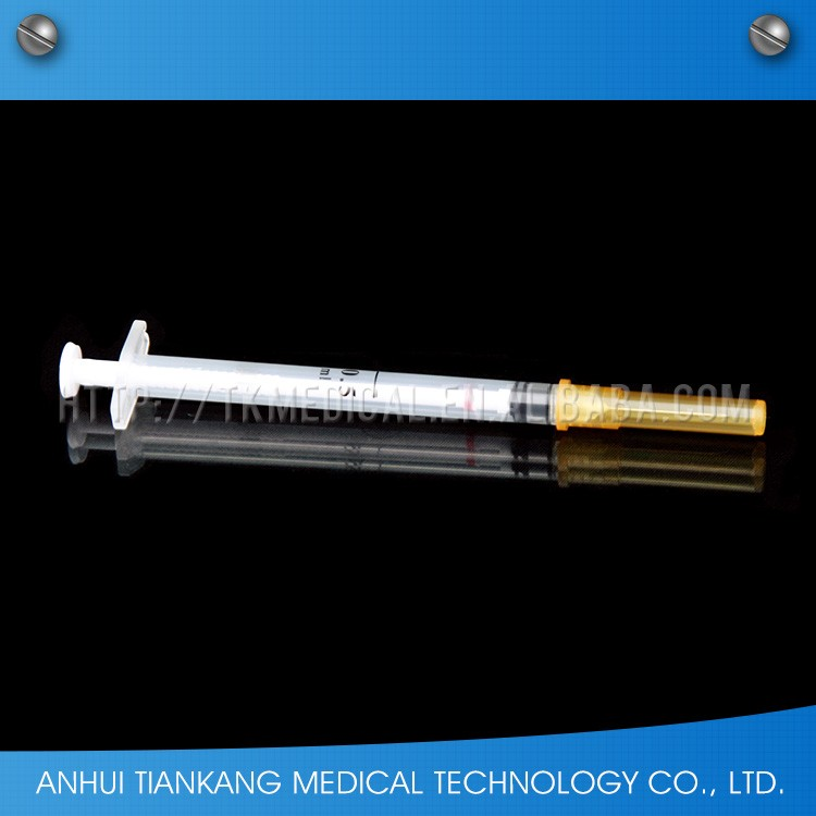 Consumable Medical Supplies Auto-disable auto injector syringe
