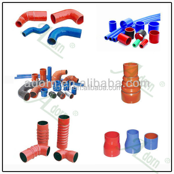 elbow Silicone hump rubber Hose/pipe/tube Coupler, Better Glue Hose