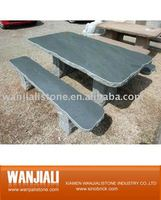 Granite garden furniture