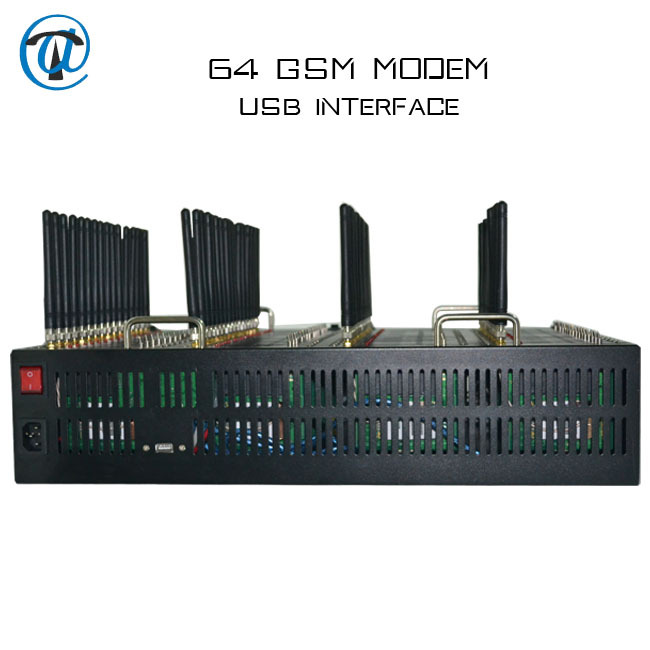 quectel M35 3g gsm modem 64 port support multi sim with usb interface