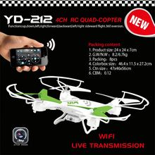 YD-212 Newest Factory Outlet 2.4G 3ch big rc planes for sale