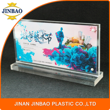 JINBAO factory direct sale clear acrylic plexiglass columns