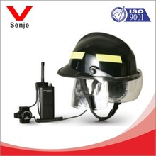 igh Quality Police Anti Riot Helmet With Communications