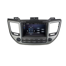 Android 5.1.1 quad core ROM 16G resolution car dvd navigation for Hyundai IX35 2015