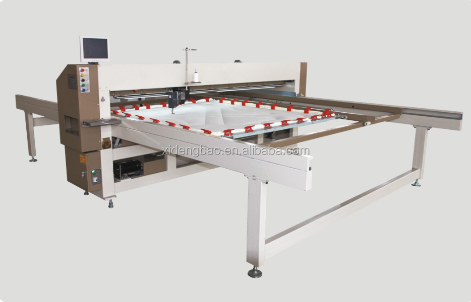 XXD-28 Automatic Computerized Mattress and Quilts Single Needle Quilting Machine