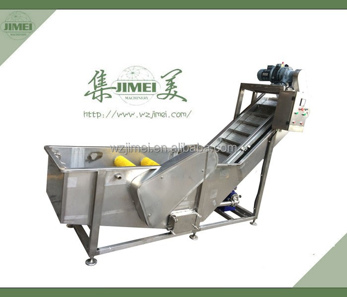 High efficient fruit and vegetable cleaner machine