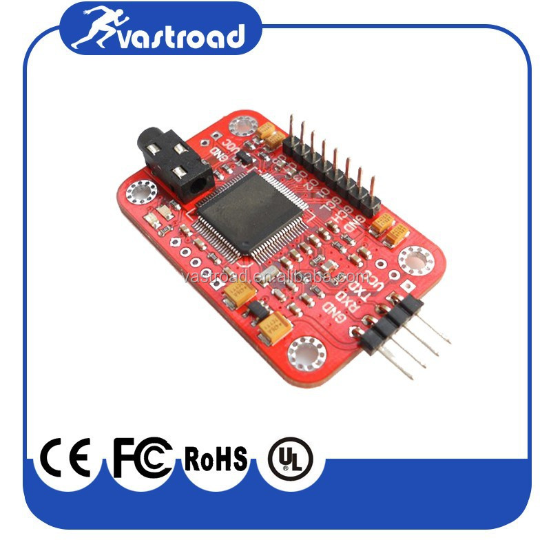 Wholesale Speech voice recognition module V2 serial control for arduino compatible