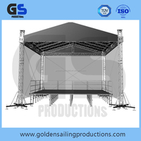 Event cheap spigot used aluminum truss , roof truss system