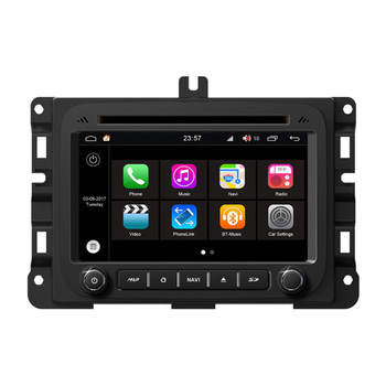 Hifimax Android 7.1 Car Navigation Parts For Dodge Ram 1500(2013-2014) With Quad Core 1080P WIFI 3G INTERNET DVR