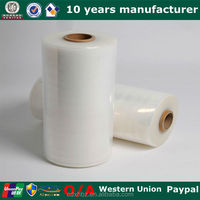 Food grade safety pallet wrap coextrusion film for sale