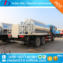 howo 6x4 16m3 asphalt emulsion sprayer
