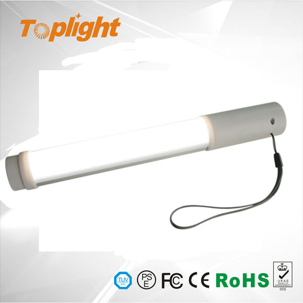 Frost PC Cover 6Watt Outdoor Led Emergency Charging Light made in china low price