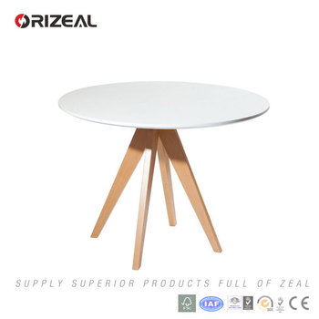 Replica Valanceo MDF Round Dining Table (OZ-RT1037)