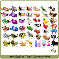 2015 new arrived walking animal pet balloon