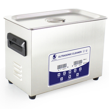 stainless SUS304 digital timer heater pcb grease ultrasonic cleaner
