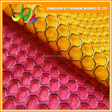 sandwich mesh fabric polyester sandwich net cloth