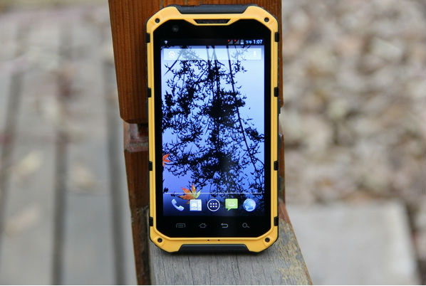 Rugged Smartphone LANDROVER A9 IP68 Warterproof with NFC function Quad Core MTK6589 rugged smartphone