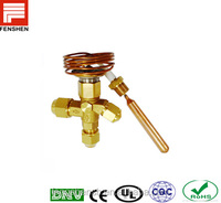 WTV series auto electronic thermal responsive expansion valves