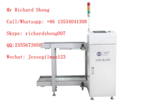 Automatic PCB loading machine, full automatic PCB loader in smt line professional SMT DIP provider
