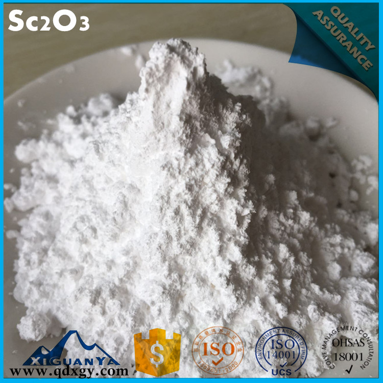 Low price of Scandium Oxide Sc2O3