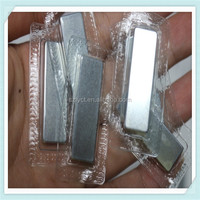 N35 Wholesale Sintered Neodymium Strong Bar Magnet Prices 20*5*5mm For clothing
