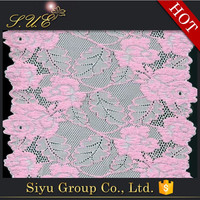 Colorful China supplier Fashion styles Beaded Lace Trim