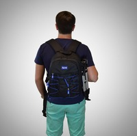 Deluxe Digital Camera backpack for Nikon, Canon, Sony, Pentax DSLR Cameras,