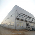 steel structure building Mineral water factory