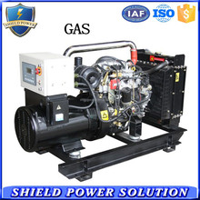 10KVA Natural Gas Generator Set With ISO Certificate, Natural Gas Generator