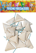 Wholesale Big sound noise cracker Happy fireworks Triangle crackers toy fireworks