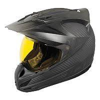 Icon Variant Helmet-Ghost Carbon Black Large-Motorcycle Helmet