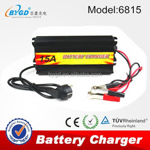 15A 12v car battery charger,high frequency,smart charging