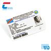 Factory PVC ID Cards Custom Facebook
