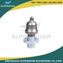 Longer durability pavement drilling machine cutter road picks carbide asphalt milling bits road planning cutter