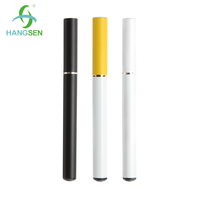 Hangsen Disposable cartomizer with rechargeable Battery, 360 Puffs Electronic Cigarette