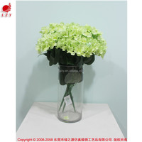 artificial flowers wedding favor bridal party decoration centerpieces silk hydrangea artificial flowers