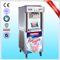 commercial yogurt frozen soft served ice cream making machine soft serve machin