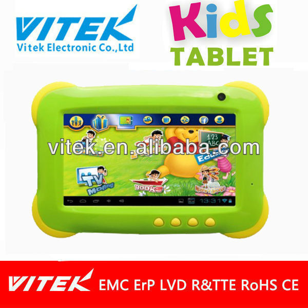 Smart 7 inch School Learning Play Pad for Kids