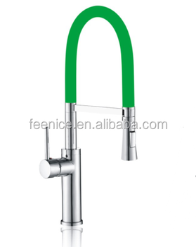 2018 colorful pipe kitchen faucet