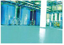 Anticorrosive Floor Coating For 98% Sulfuric Acid
