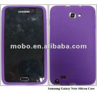 Silicone case for Samsung i9220