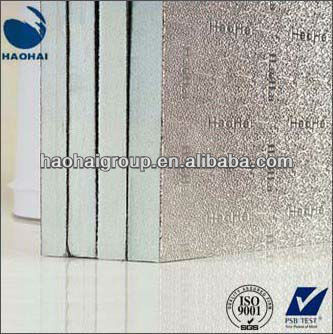 PU PIR Phenolic Insulated Panel Duct Board