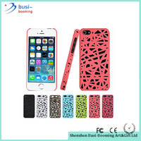 Import Business Ideas Slim Matte Bird Nest Hollow Hard 3D Silicone Phone Case For iPhone 6 4.7 inch