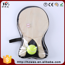 Outdoor Play Kids Plywood Training Tennis Beach Rackets